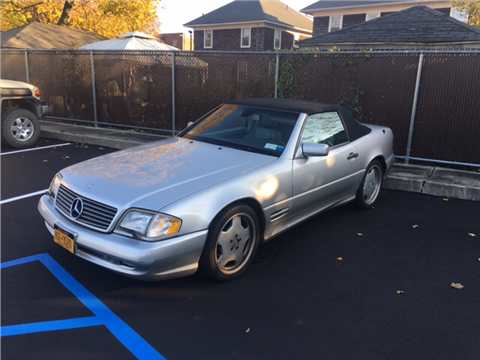 1998 Mercedes-Benz SL-Class for sale in West Islip, NY