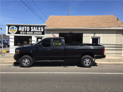 2006 Dodge Ram Pickup 3500 for sale in West Islip, NY