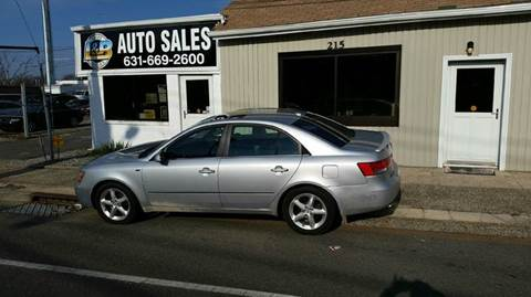 2007 Hyundai Sonata for sale in West Islip, NY