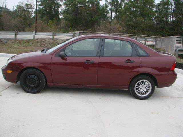2007 ford focus zx4 s 4dr sedan in spring tx mega auto group. Black Bedroom Furniture Sets. Home Design Ideas