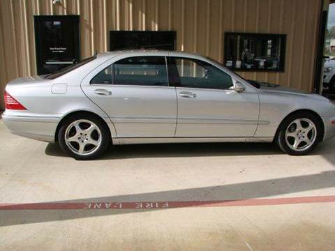2005 Mercedes-Benz S-Class for sale in Spring, TX