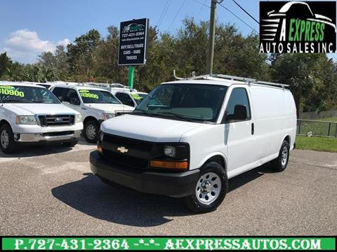 2013 Chevrolet Express Cargo for sale in Tarpon Springs, FL