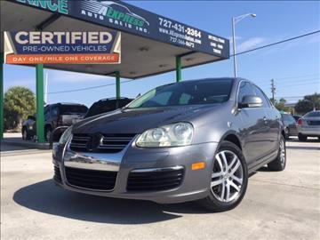 2005 Volkswagen Jetta for sale in Tarpon Springs, FL