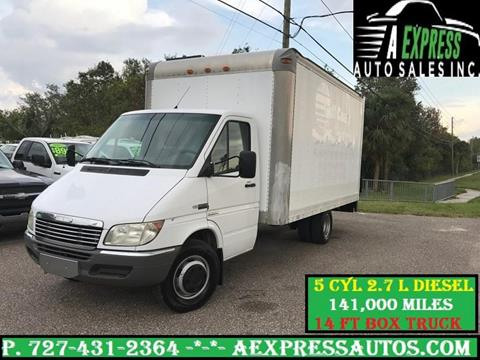 2005 Freightliner Sprinter 3500 for sale in Tarpon Springs, FL