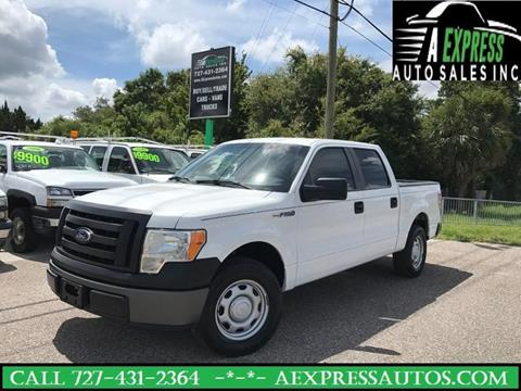 2010 Ford F-150 for sale in Tarpon Springs, FL