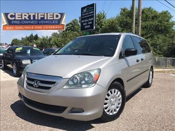 2006 Honda Odyssey for sale in Tarpon Springs, FL