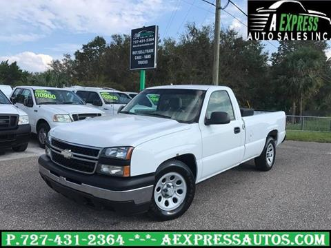 2006 Chevrolet Silverado 1500 for sale in Tarpon Springs, FL
