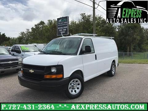 2011 Chevrolet Express Cargo for sale in Tarpon Springs, FL