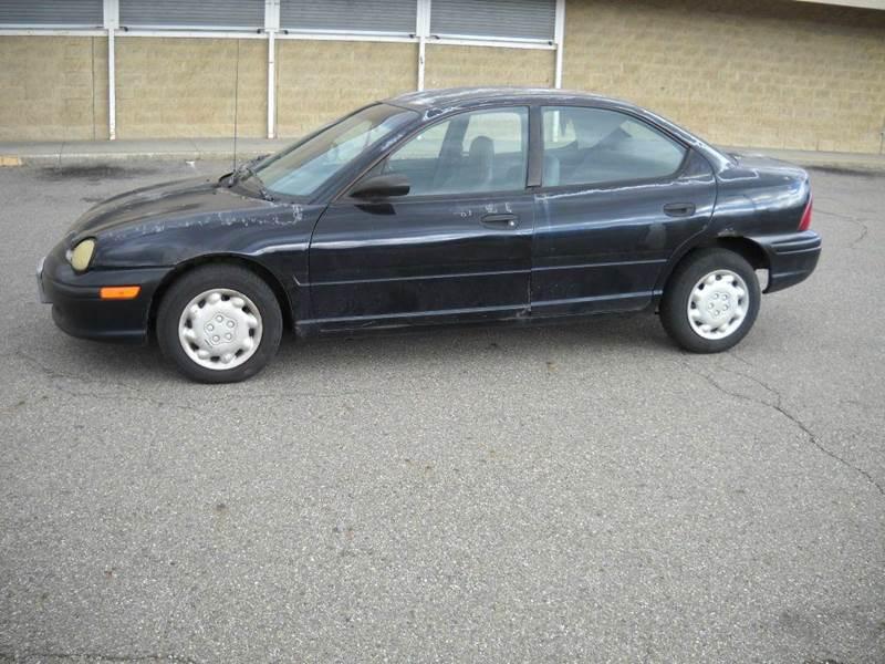 1996 Dodge Neon For Sale Carsforsale Com