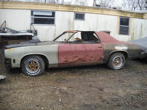 1975 oldsmobile cutlass for sale for 75 cutlass salon
