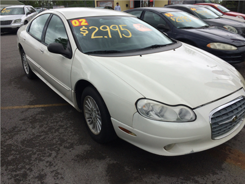 2002 Chrysler Concorde for sale in Shelbyville, TN