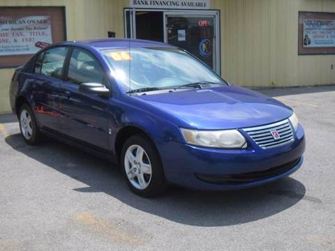 2006 Saturn Ion for sale in Shelbyville, TN