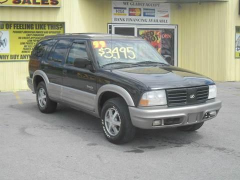 1999 Oldsmobile Bravada for sale in Shelbyville, TN