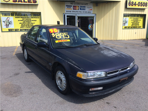 1990 Honda Accord for sale in Shelbyville, TN