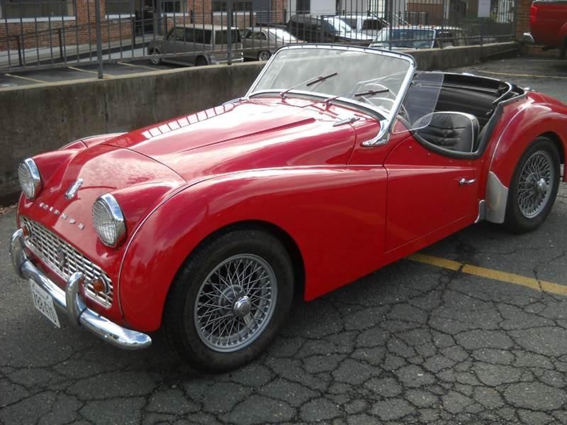 Cville Classic Cars Inc Used Cars Charlottesville Va