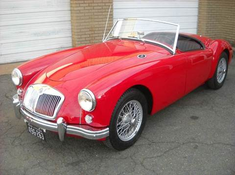1958 MG MGA for sale in Charlottesville, VA
