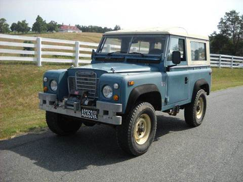 ads for diesel classic landrover cars sale series hq