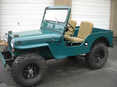 1949 Jeep CJ3A for sale in Charlottesville, VA