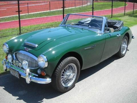 1966 Austin-Healey 3000 MKIII for sale in Charlottesville, VA