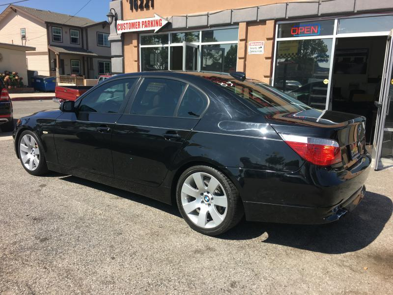2007 bmw 5 series 530i 4dr sedan in lawndale ca - hawthorne motors