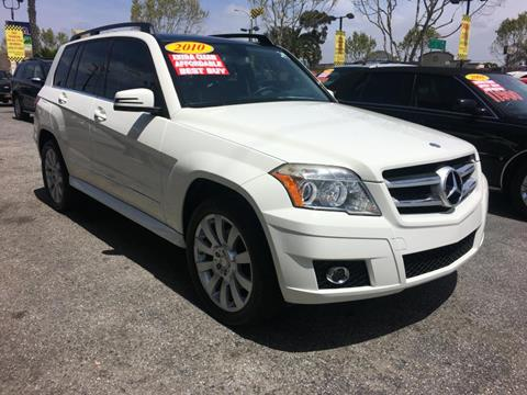 2010 Mercedes-Benz GLK for sale in Lawndale, CA