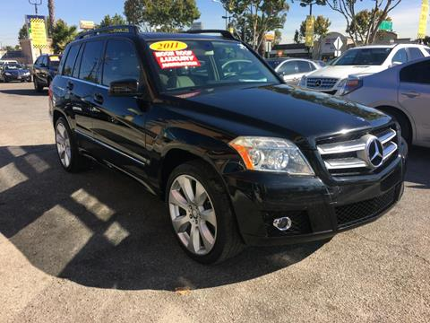 2011 Mercedes-Benz GLK for sale in Lawndale, CA