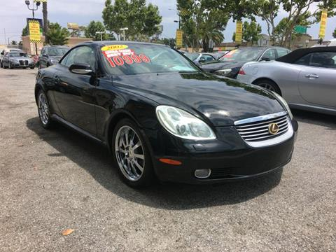 2002 Lexus SC 430 for sale in Lawndale, CA