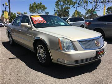 2008 Cadillac DTS for sale in Lawndale, CA