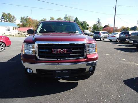 2008 GMC Sierra 1500 for sale in North Granville, NY