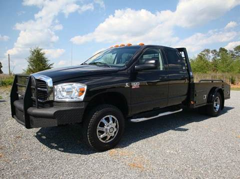 2009 Dodge Ram Chassis 3500