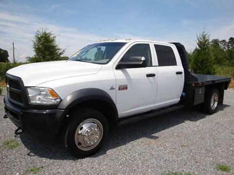 2012 Dodge Ram Pickup 5500