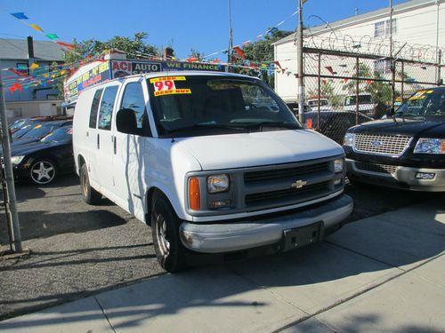 1999 Chevrolet Express Cargo for sale in Elizabeth NJ