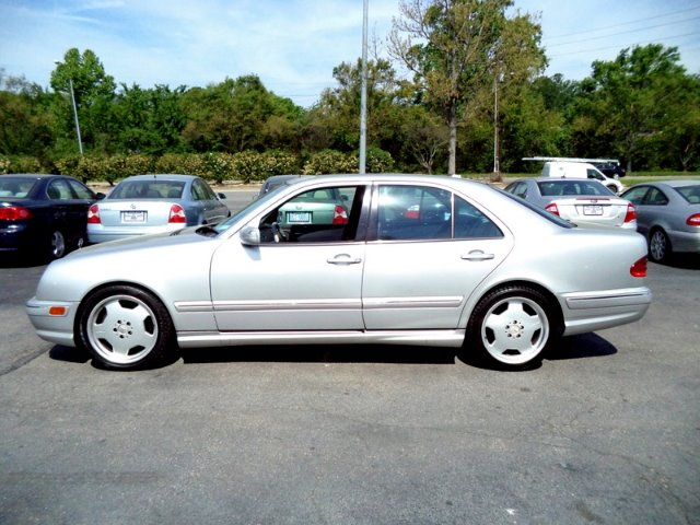 Used cars raleigh used pickup trucks willow spring garner for 2001 mercedes benz e class sedan