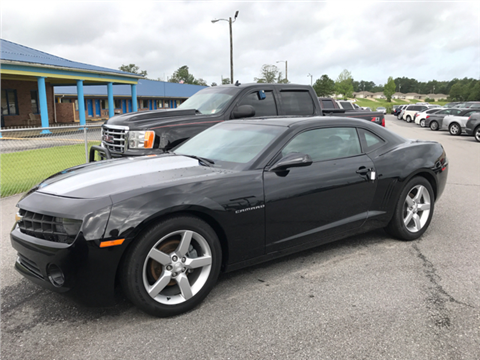 2013 Chevrolet Camaro for sale in Thomasville, AL