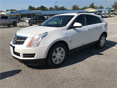 2012 Cadillac SRX for sale in Thomasville, AL