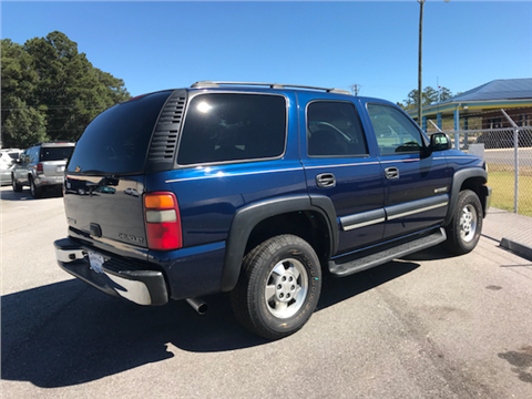 2003 Chevrolet Tahoe for sale in Thomasville, AL