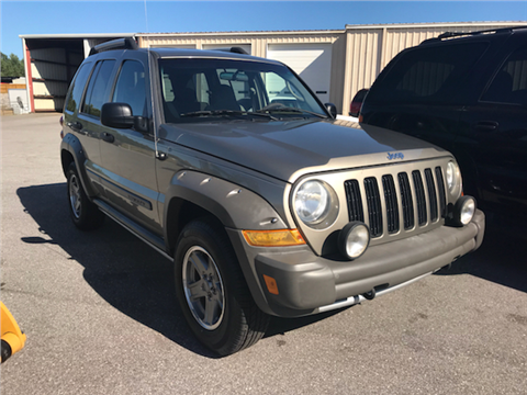 2005 Jeep Liberty for sale in Thomasville, AL