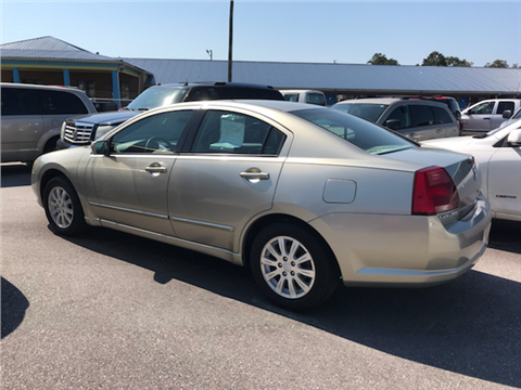 2006 Mitsubishi Galant for sale in Thomasville, AL