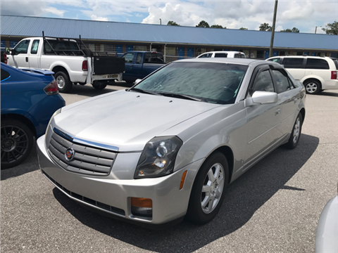 2006 Cadillac CTS for sale in Thomasville, AL