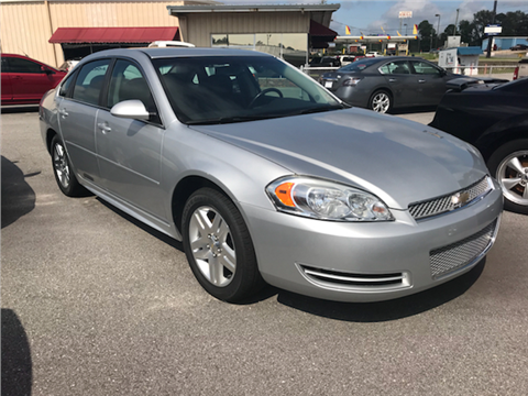 2014 Chevrolet Impala Limited for sale in Thomasville, AL