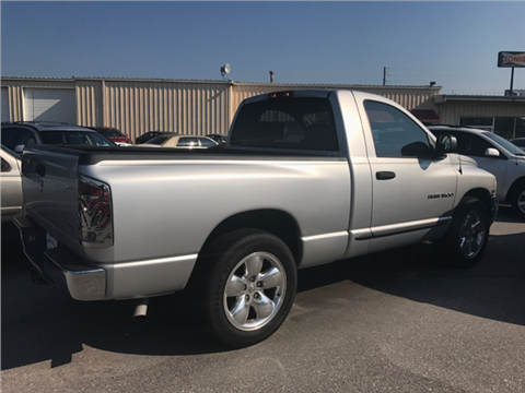 2005 Dodge Ram Pickup 1500 for sale in Thomasville, AL