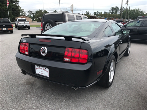2007 Ford Mustang for sale in Thomasville, AL