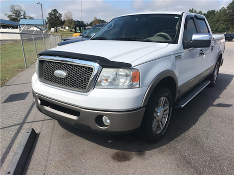 2006 Ford F-150 for sale in Thomasville, AL