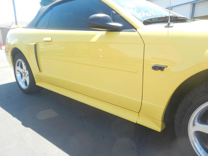 2003 Ford Mustang GT Deluxe 2dr Convertible - Billings MT
