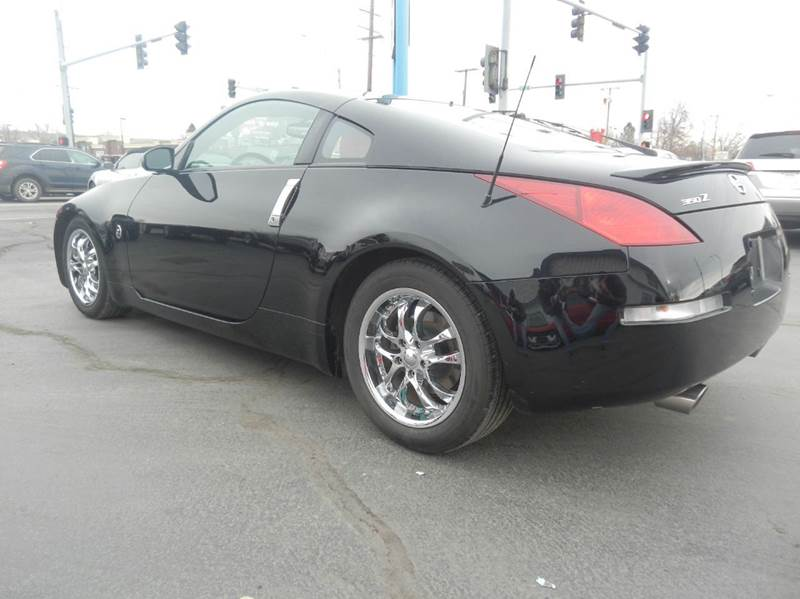 2005 Nissan 350Z Enthusiast 2dr Coupe In Billings MT