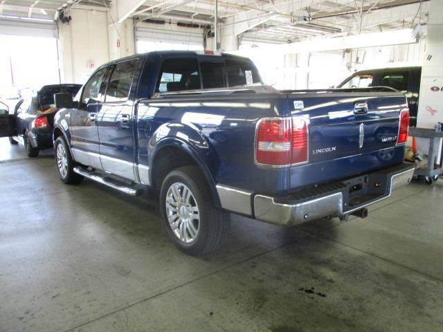 2007 Lincoln Mark LT 4dr SuperCrew 4WD 5.5 ft. SB - Billings MT