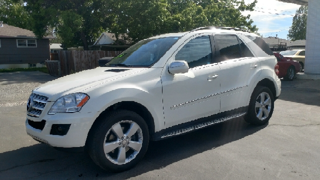 2010 Mercedes-Benz M-Class AWD ML 350 4MATIC 4dr SUV - Billings MT