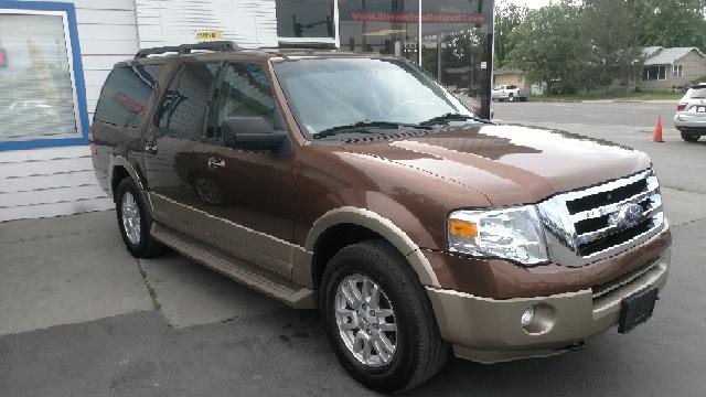 2011 Ford Expedition EL 4x4 XLT 4dr SUV - Billings MT