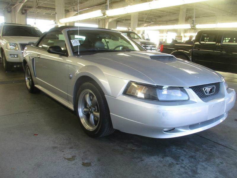 2004 Ford Mustang GT Deluxe 2dr Convertible - Billings MT