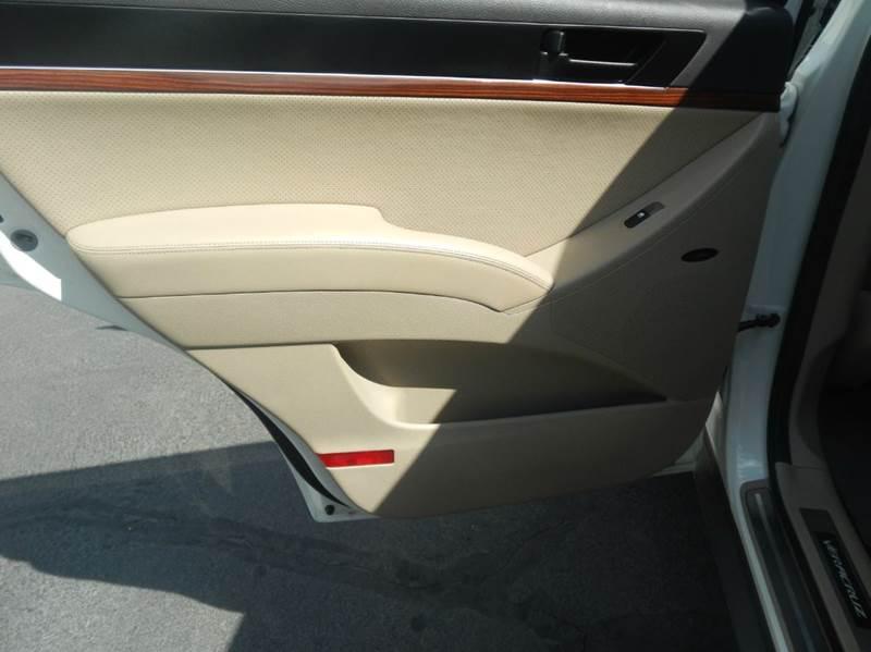 2008 Hyundai Veracruz Limited AWD 4dr Crossover - Billings MT